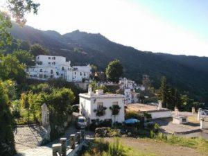 Bubión, un village baroque pittoresque, situé dans l'Alpujarra Granadina.