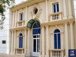 pabellon de monaco expo 92 (Sevilla)