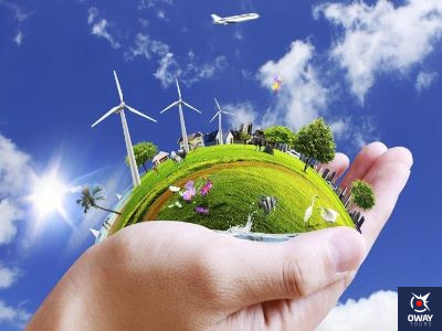 8 destinos sostenible de Andalucía
