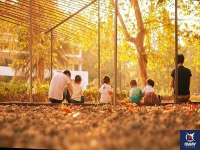 Actividades escolares en Sevilla