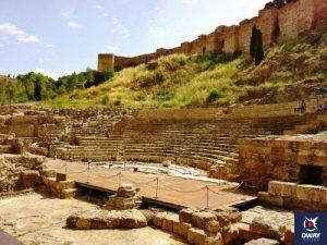 Alcazaba y Teatro Romano Málaga