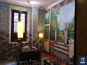 Image d'un restaurant de Séville