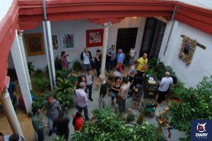 Centro cultural Tiillos Turismo Gay Granada