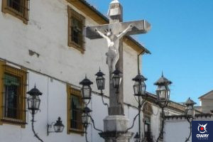The Christ of the Lanterns Cordoba