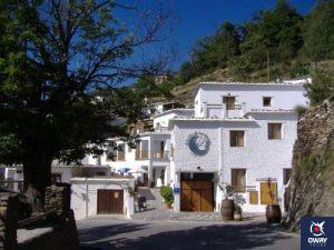 Estrella de las Nieves hotel en Pampaneira