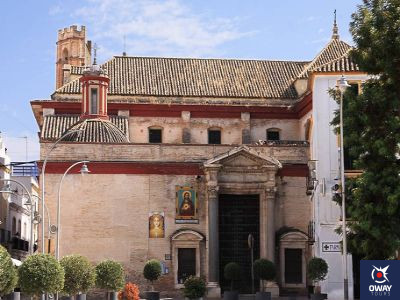 One of the oldest churches in Ecija