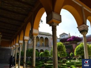 Jardines Casa Pilatos