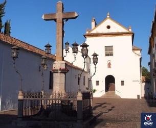 La Place des Capucins et le Christ des Lanternes