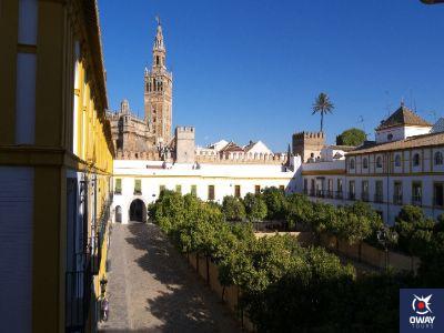 La Plaza de las Banderas Sevilla