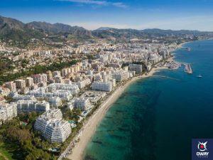 Playa de Marbella, Málaga