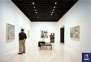 Musée Picasso dédié à ce célèbre artiste de Malaga afin d'offrir une partie de son talent.