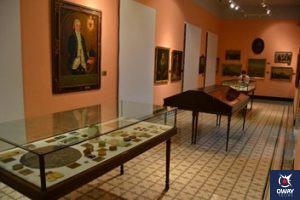 Le musée des tribunaux de Cadix est l'un des musées de Cadix qui accueille le plus grand nombre de visiteurs.