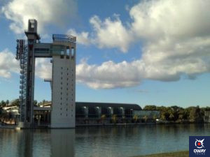 pabellon de la navegación expo 92 (Sevilla)