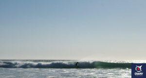 Playa del Palmar est l'une des meilleures plages de surf d'Andalousie où l'on trouve des vagues allant jusqu'à 3 mètres.