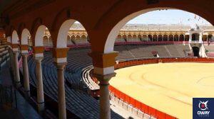 Plaza de toros Maestranza de Sevilla