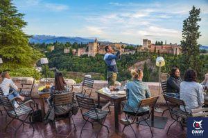 Restaurante El Huerto de Juan Rana Turismo Gay Granada
