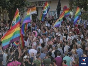 Orgullo Gay en Málaga