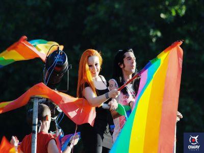 Día del Orgullo Gay en Málaga