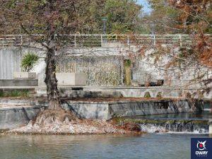 jardin americano expo 92 (Sevilla)
