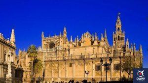 catedral de sevilla plaza del triunfo sevilla