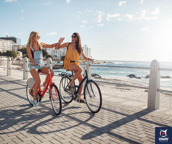 Rutas en bici por Málaga, una manera diferente de hacer turismo