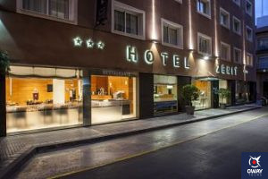 Hotel Zenit in Malaga, located just 20 minutes from downtown Malaga.