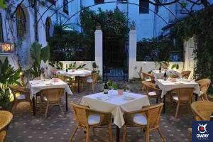 Restaurante La Boca en Córdoba, con ambiente muy diverso y  en el que podrás degustar la gastronomía cordobesa.