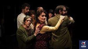 """Los alrboles. """"Un Chejov andaluz"""". Esta obra es una adaptación de """"El jardín de los cerezos de Chéjov"""