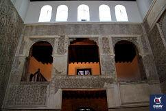 La Sinagoga de Córdoba. Esta destaca por ser la única en Andalucía.