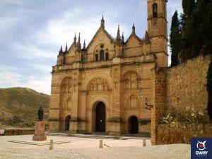 colegiata santa maria la mayor (Malaga)