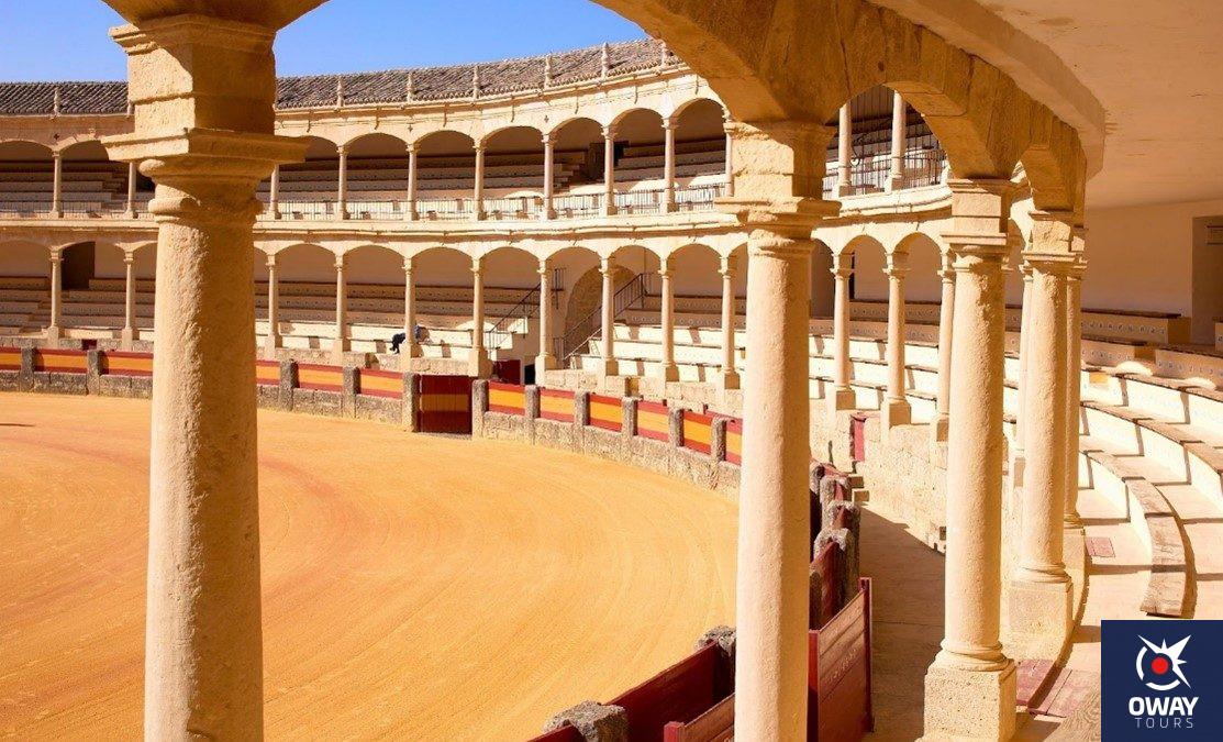 las mejores plazas de toros de Andalucia