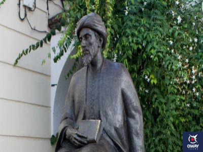 Estatua de Maimonides Córdoba