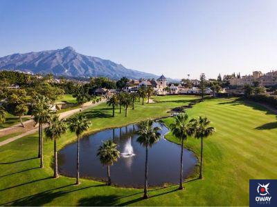 Club de golf Los Naranjos Málaga