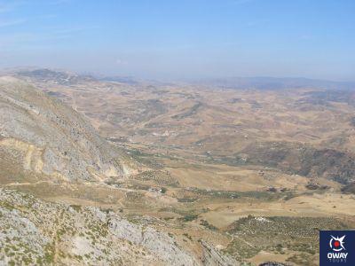 La Sierra de la Huma Málaga