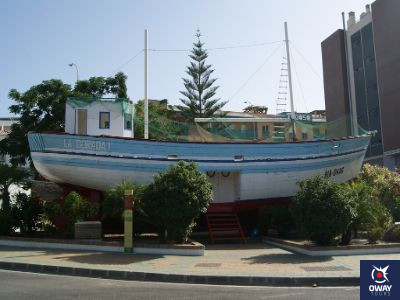 Barco de Chanquete Málaga