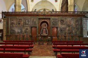 Collegiate Church of Santa María la Mayor, Ronda