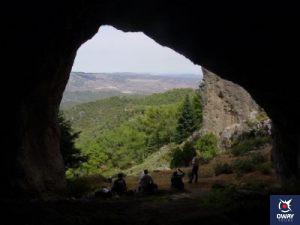 Cueva del Agua Sierra de las Nieves Málaga