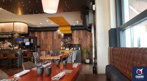 Kava restaurant, Marbella