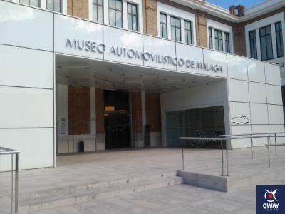 Museo automovilístico Málaga