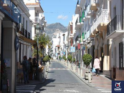 Calle Pintada Málaga