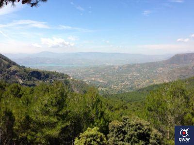 Parque Natural Sierra de Tejeda Málaga