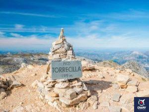 Pico Torrecilla en Sierra de las Nieves Málaga