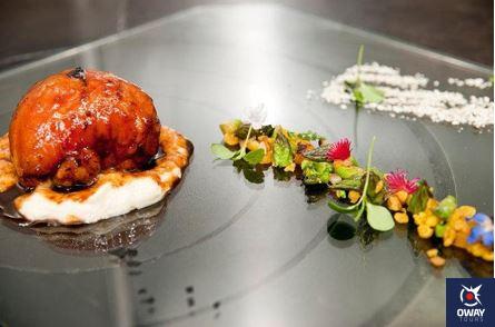 Skina's dish, Marbella