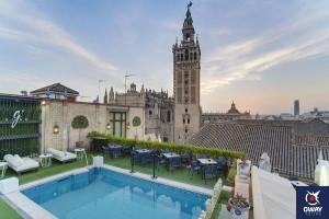 Doña Maria Terrace, Seville