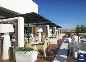 Gourmet Experience Duque Terrace, Seville