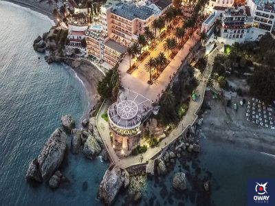 Balcón de Europa Málaga