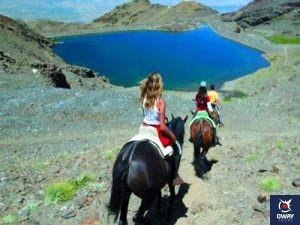 Ruta a Caballo Granada