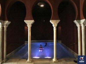 Image des bains arabes
