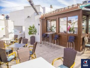 Image d'une terrasse