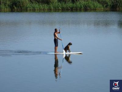 paddle surf en Granada